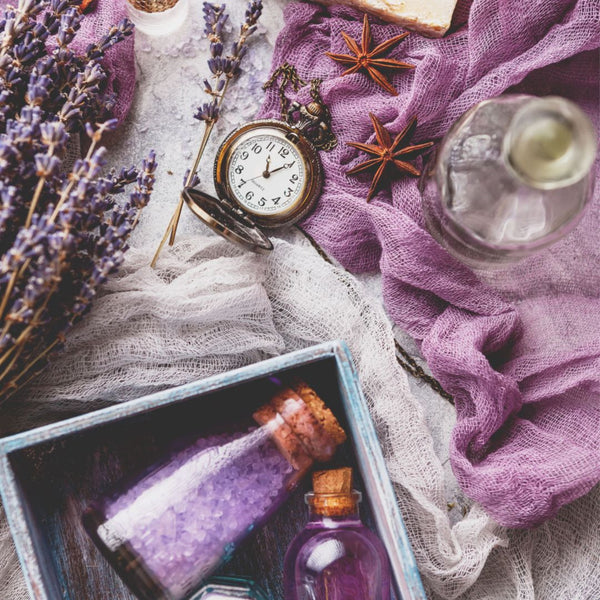 Tic-Toc Goes the Christmas Clock at Tasmanian Lavender Gifts