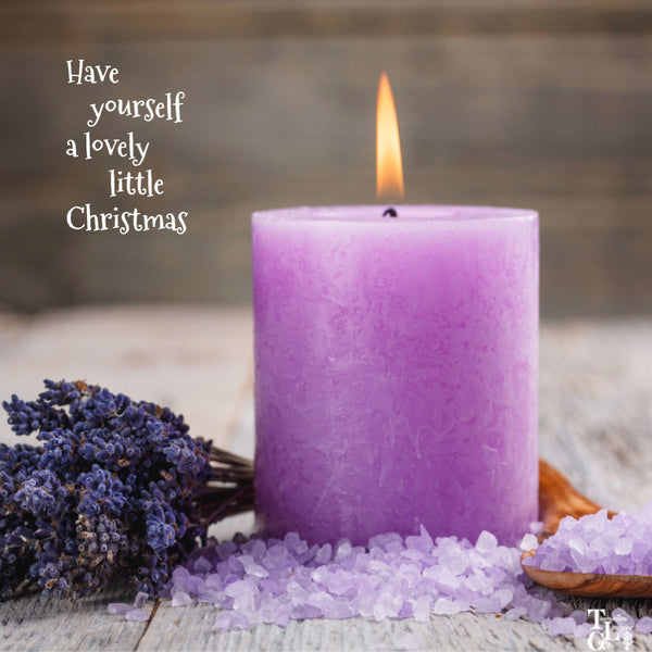 Tasmanian Lavender Gifts Wishes You a Lovely Little Christmas