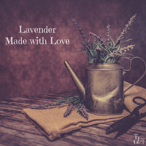 "Say ""I Love You"" with a Tasmanian Lavender Gift"