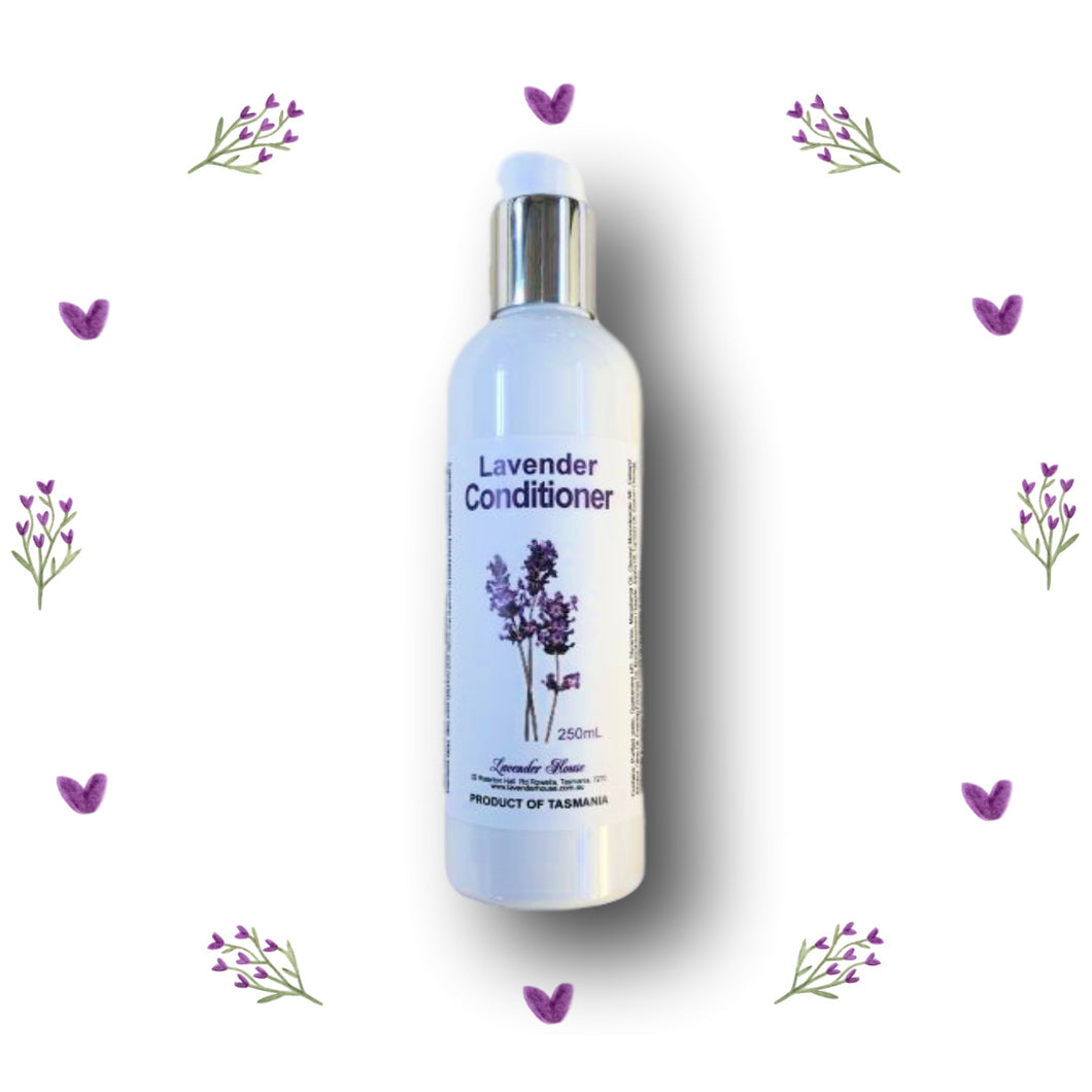 Lavender Daily Hair Conditioner - Tasmanian Lavender Gifts