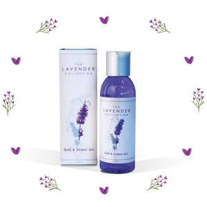 Tasmanian Lavender Collection Bath & Shower Gel - Tasmanian Lavender Gifts