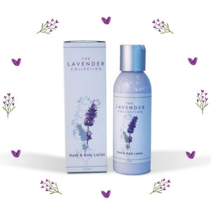 Tasmanian Lavender Collection Bath & Shower Gel and Hand & Body Lotion Gift Pack