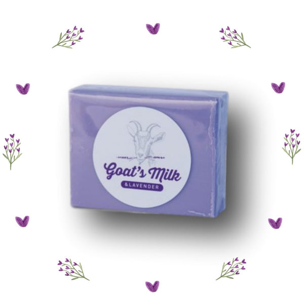 Tasmanian Lavender and Goat's Milk Soap - Tasmanian Lavender Gifts