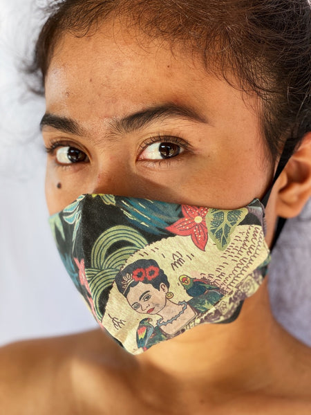 Face Mask - Healthy Frida
