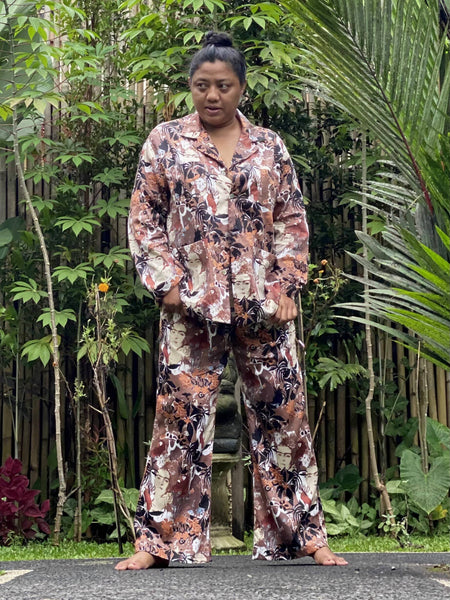 Frida Organic Cotton Eco Dyed Pajamas - 2020 Hope Collection