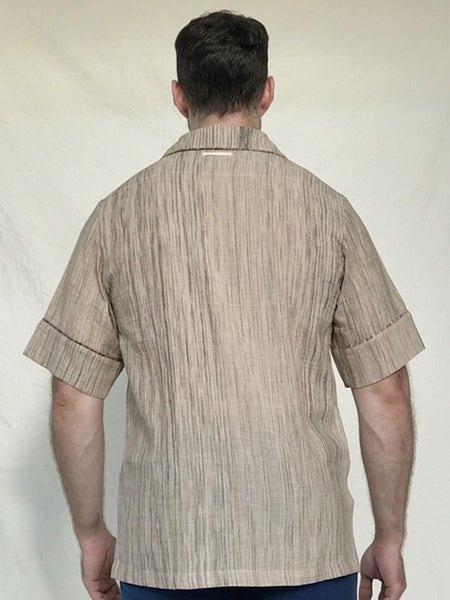 Ernie Handcrafted Shirt - Dirty Soil