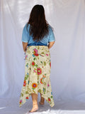 Laura x Theresa Restyled Skirt - Love.Again Upcycling