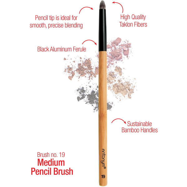 Medium Pencil Brush #19