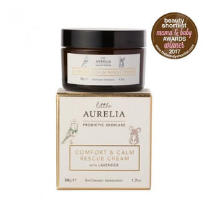 Rescue cream by Aurelia probiotic skincare