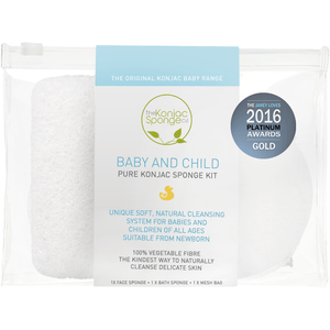 Baby And Child Kit by The Konjac Sponge Company