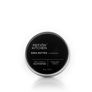 Unscented Shea Butter by Potion kitchen