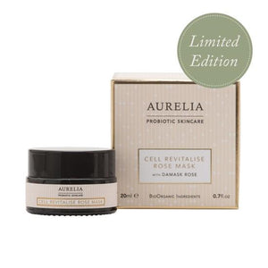 Cell revitalise rose mask by Aurelia skincare