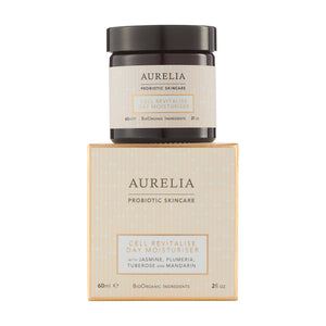 Cell Revitalise Day Moisturizer by Aurelia Probiotic Skincare
