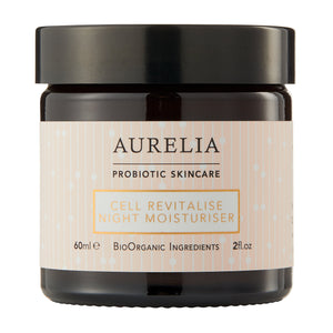 Cell Revitalise Night Moisturizer by Aurelia Probiotic Skincare