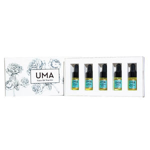 Face Oil trial Kit by Uma Oils