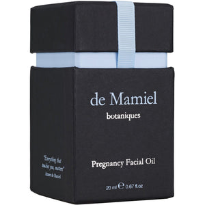 Pregnancy Facial Oil by de Mamiel