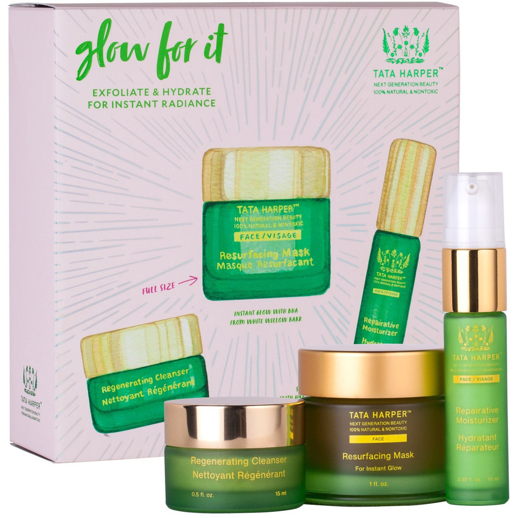 Glow For It LIMITED Edition Holiday Set