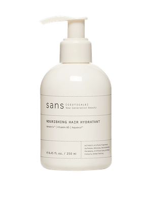 Nourishing hair hydratant by Sansceutical