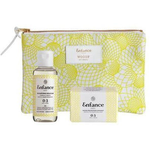 Ultimate gift set with pouch 0-3 years by Enfance Paris