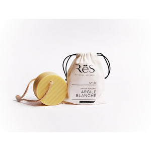 White Clay Soap by Res Natural
