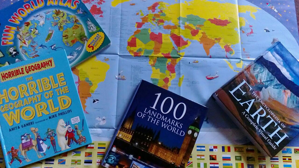 Get children reading maps!
