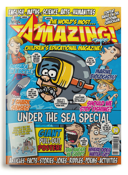 Amazing! Issue 14 - Under The Sea