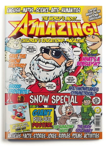 Amazing! Issue 15 - Snow