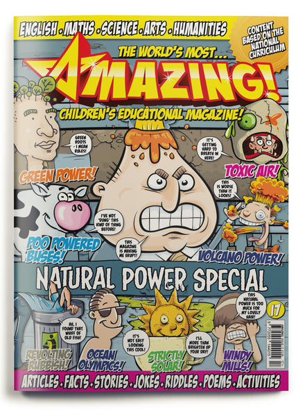 Amazing! Issue 17 - Natural Power