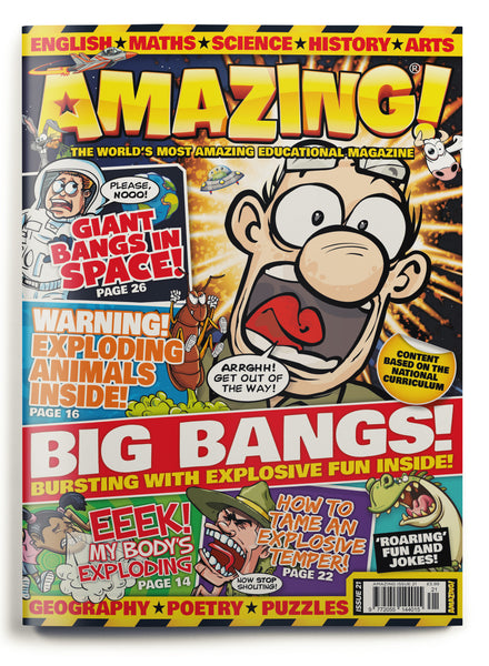 Amazing! Issue 21 - Big Bangs