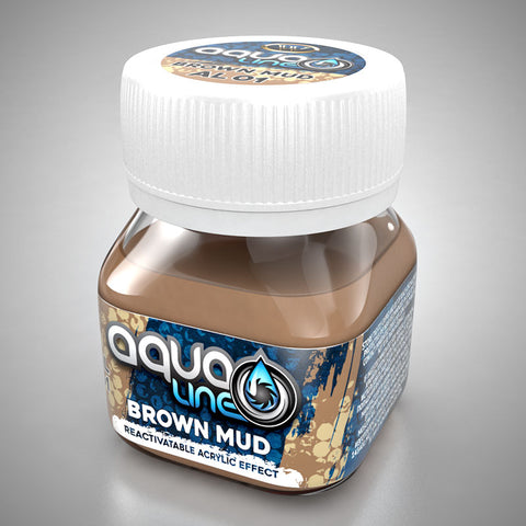 AL01 - Brown Mud