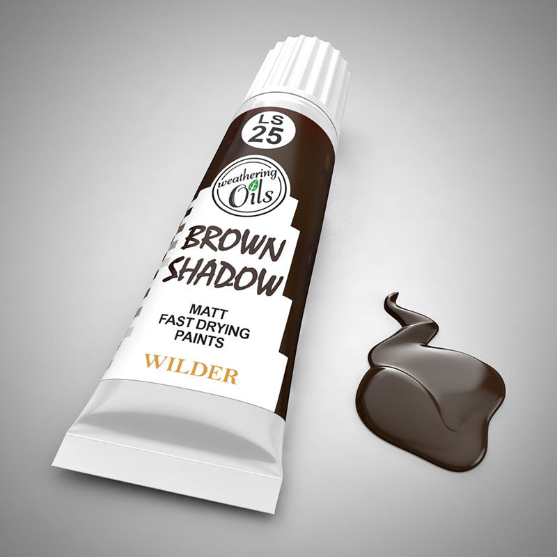 LS25 - Brown Shadow