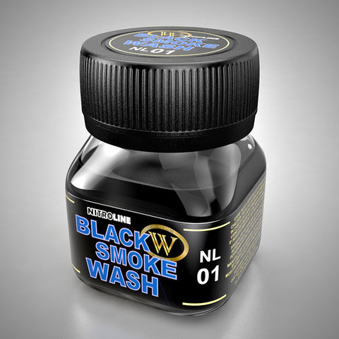 NL01 - Black Smoke Wash