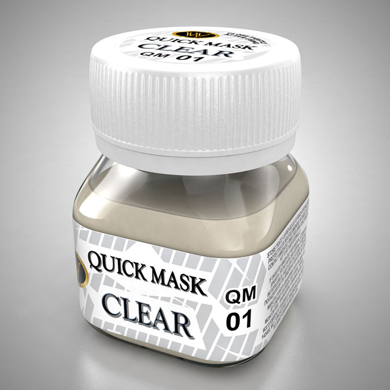 QM01 - Quick Mask - Clear