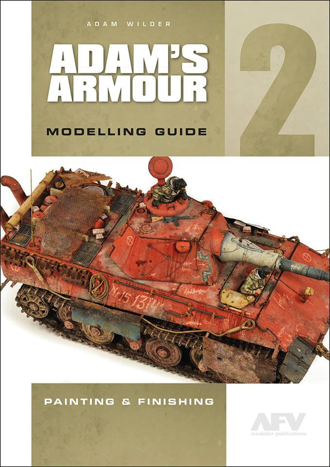 Adam's Armour 2 - Signed copy! - Shipping Included