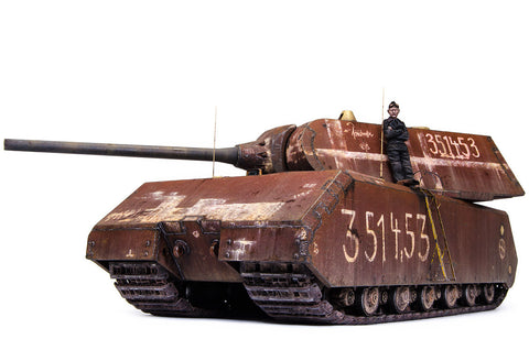 German Super Tank Maus