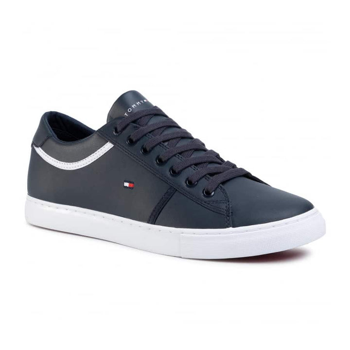 TOMMY HILFIGER ESSENTIAL LEAGUE TRAINER FM0FM02681 DESERT SKY