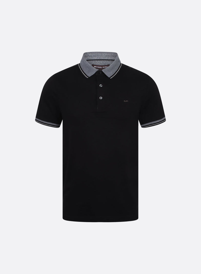 MICHAEL KORS TWIN TIPPED POLO - CB95FY220B - mistr-co-uk