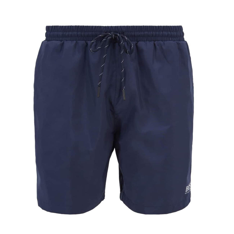 HUGO BOSS DRAWSTRING STARFISH SWIM SHORT 50408118 NAVY (413)