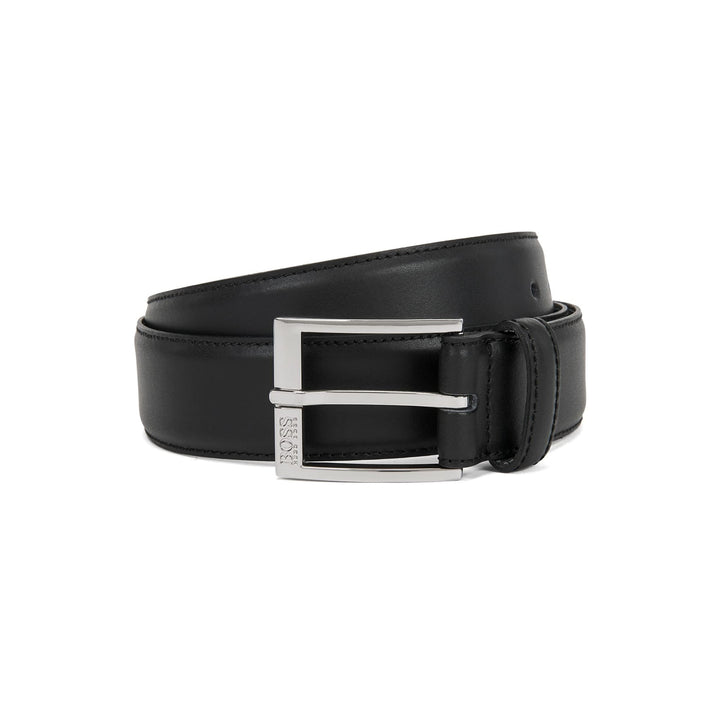 BOSS ELIOTYO BUCKLE BELT 50385849 BLACK