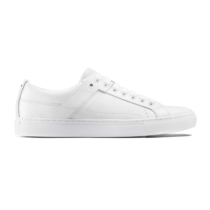 BOSS FUTURISM LACE UP TRAINER 50315601 WHITE