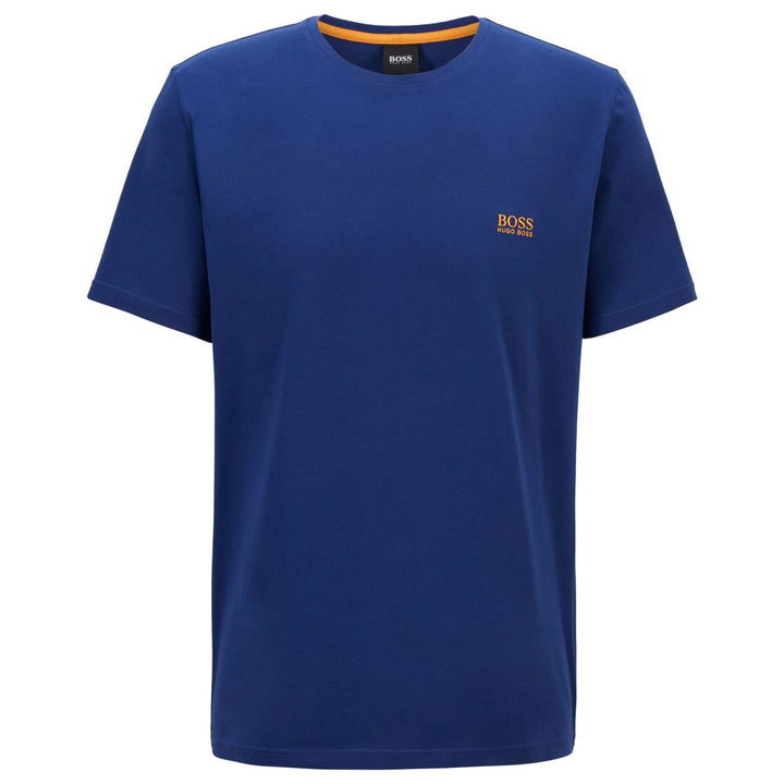 BOSS S/S MIX AND MATCH T-SHIRT 50381904 BLUE (429)