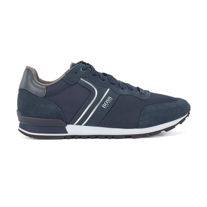 HUGO BOSS PARKOUR RUNN 50433661 DARK BLUE (402)