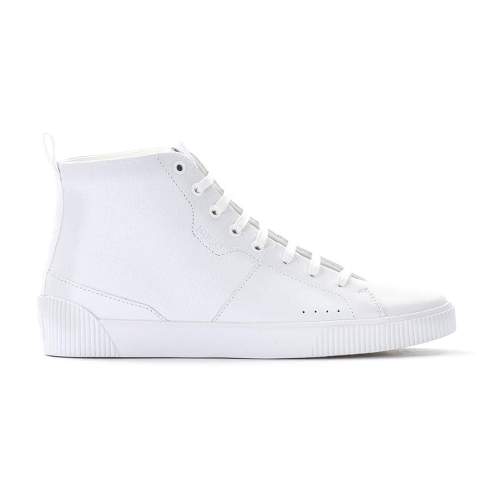 HUGO BOSS ZERO_HITO_PLGR TRAINER 50440337 WHITE (100)