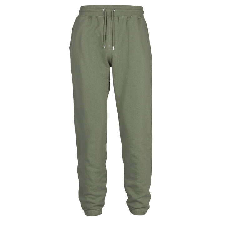 COLORFUL STANDARD DRAWSTRING FITTED JOGGER CS1009 DUSTY OLIVE