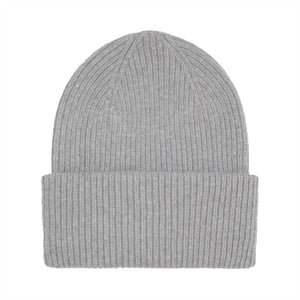 COLORFUL STANDARD MERINO WOOL BEANIE CS5081 HEATHER GREY