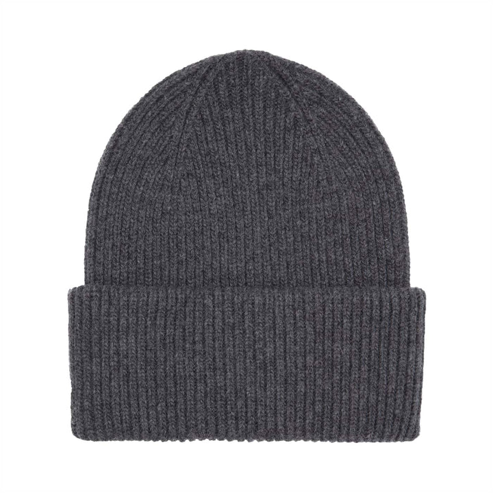 COLORFUL STANDARD MERINO WOOL BEANIE CS5081 LAVA GREY