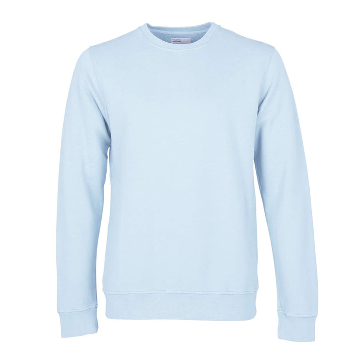 COLORFUL STANDARD L/S ORGANIC COTTON JUMPER CS1005 POLAR BLUE