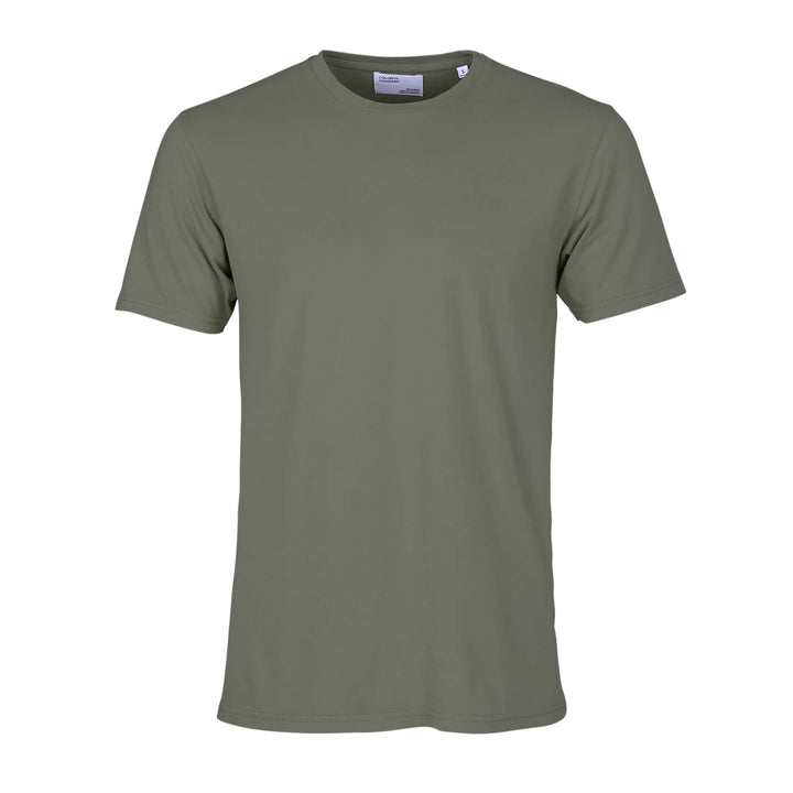 COLORFUL STANDARD S/S ORGANIC COTTON T-SHIRT CS1001 DUSTY OLIVE