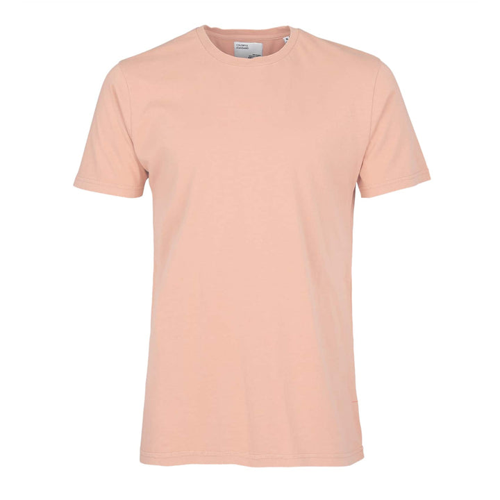 COLORFUL STANDARD S/S ORGANIC COTTON T-SHIRT CS1001 PARADISE PEACH