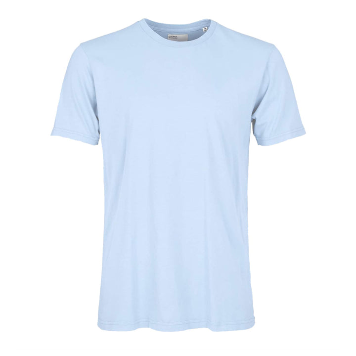 COLORFUL STANDARD S/S ORGANIC COTTON T-SHIRT CS1001 POLAR BLUE